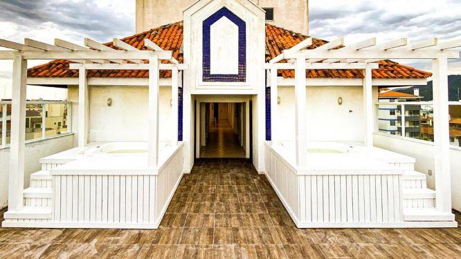 Hotel Gaivotas de Florianópolis- contrata serviços de controle de vetores e pragas da Unitagri de Camboriú