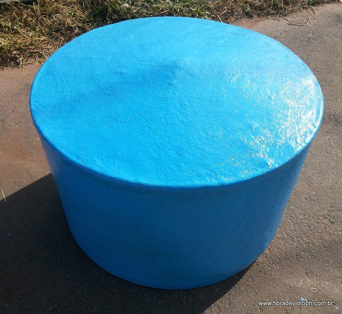 Limpeza e Higienização semestral  da caixa d'água